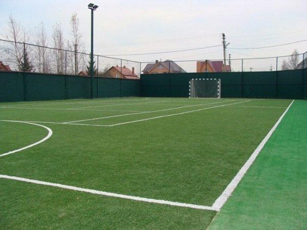 Бизнес-идея – Мини-футбольное поле