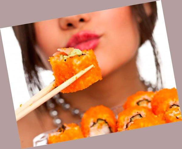 sushi biznes