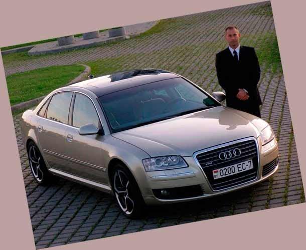 Бизнес-план проката автомобилей