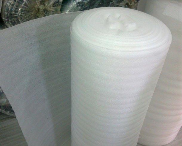Производство вспененного полиэтилена