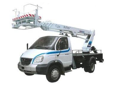 Бизнес на услугах автовышки