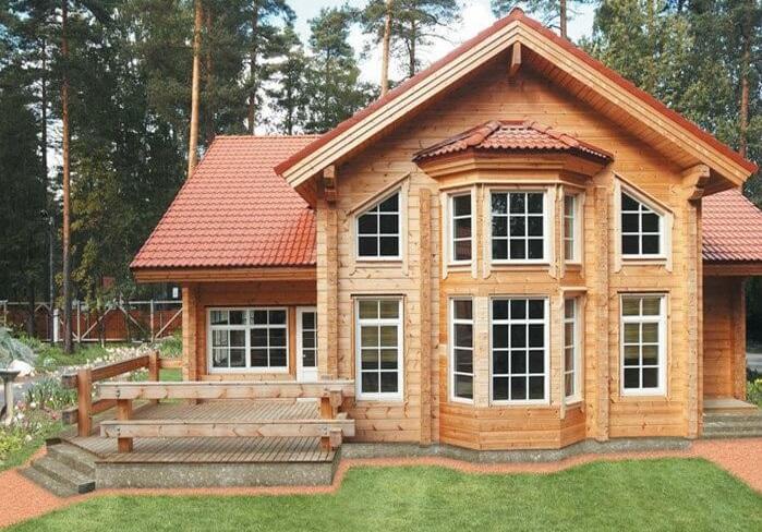 Бизнес на строительстве деревянных домов
