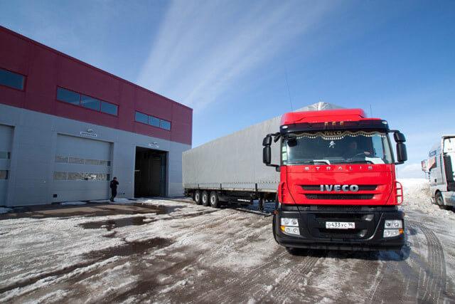 Как открыть автомойку для грузовиков
