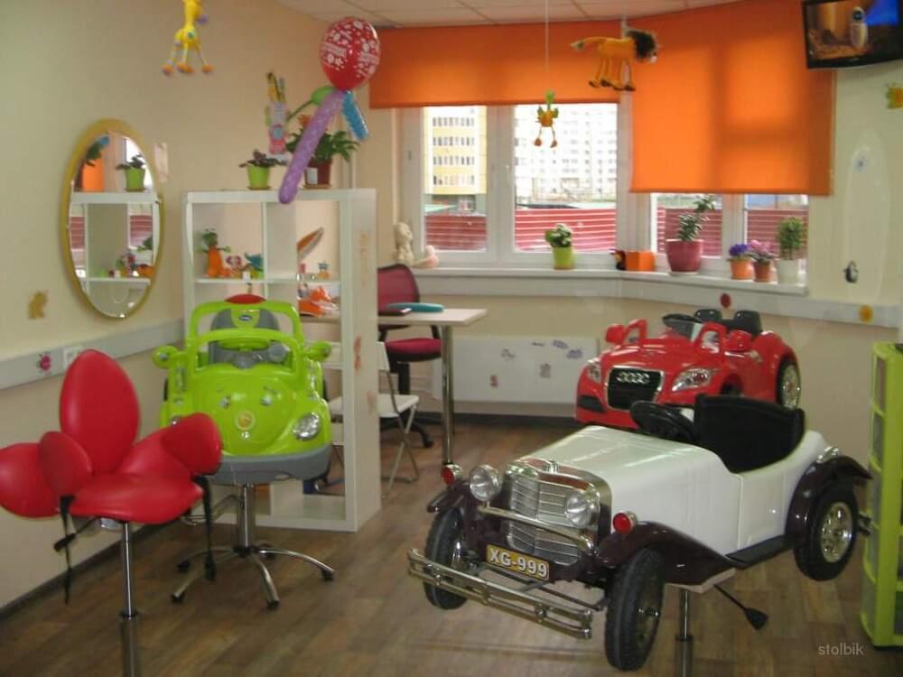 Бизнес-идея - Детский салон красоты