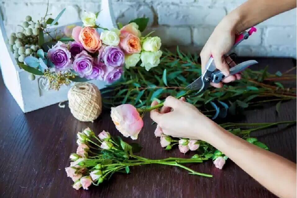 Цветочный магазин курсовая работа 1076