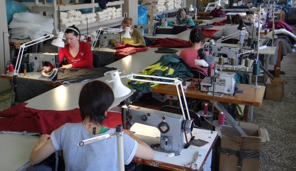 Как открыть швейный цех — пошаговый бизнес план