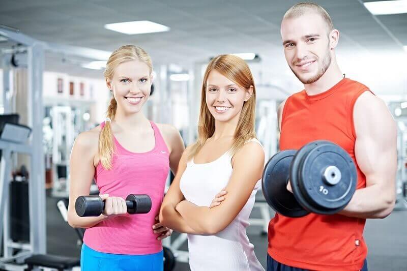 Персонал фитнес-клуба