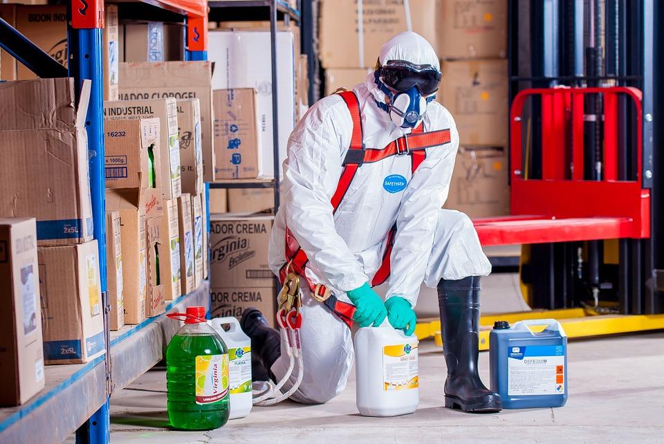 Оптовый магазин бытовой химии, особенности бизнеса