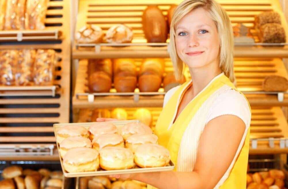 Технология продажи выпечки