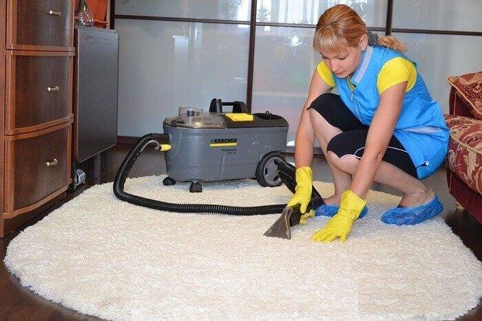 Бизнес на химчистке мебели и ковров