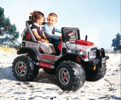 Бизнес-идея - Проката детских электромобилей