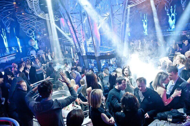 Спрос на ночные клубы работа охрана в ночном клубе москвы