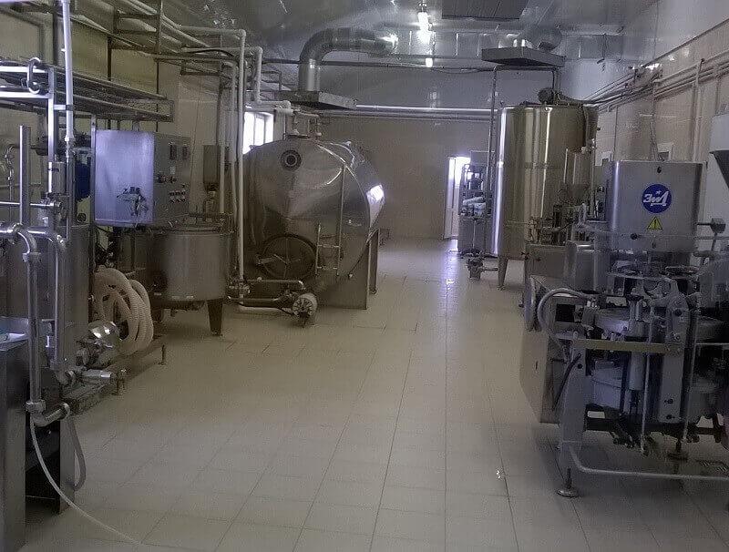 Переработка молока как бизнес - молочный цех КОЛАКС-501
