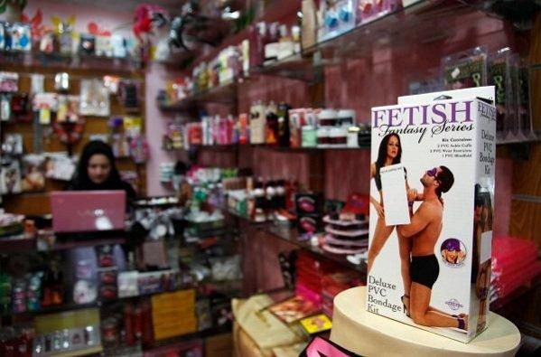 Секс шоп - бизнес на торговле интим-товарами