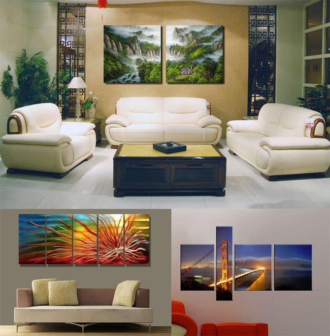 Производство и продажа модульных картин