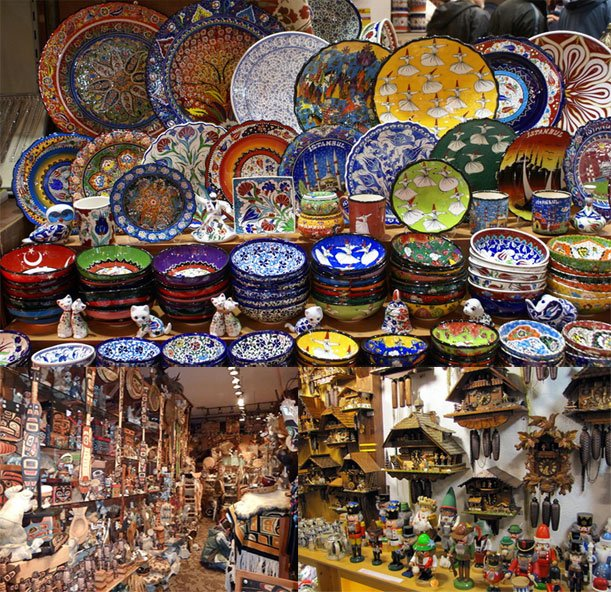 Бизнес план по производству сувениров