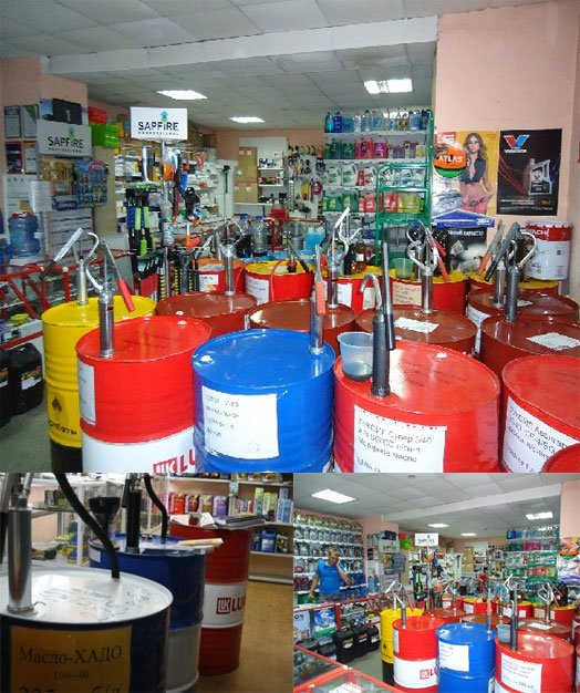 Бизнес на торговле моторным маслом в розлив