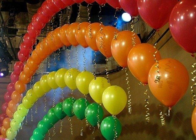 Воздушные шары как бизнес: плюсы и минусы