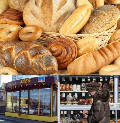 Как открыть прибыльный хлебный киоск