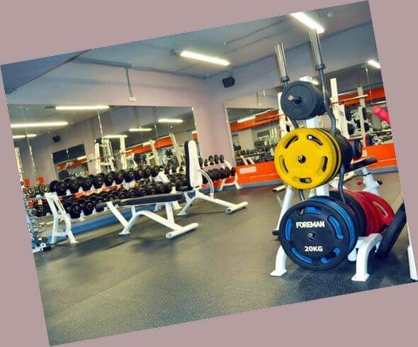 fitnes klub foto