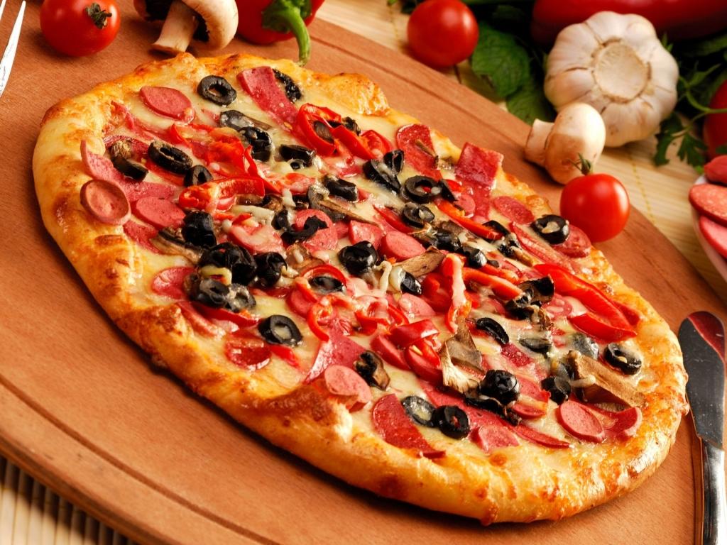 Бизнес план доставка пиццы