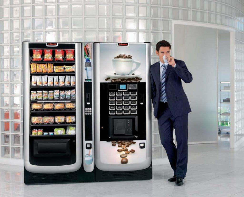 Бизнес-план кофейных автоматов