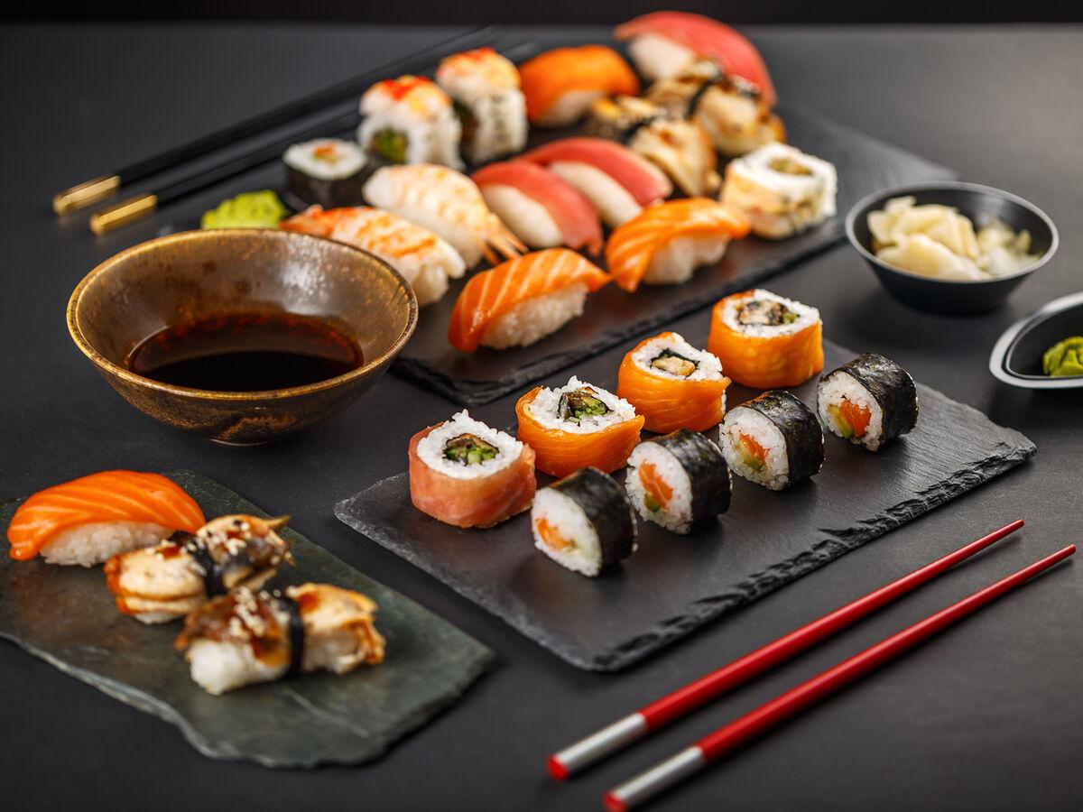 Суши Сет - франшиза магазина японской кухни на вынос