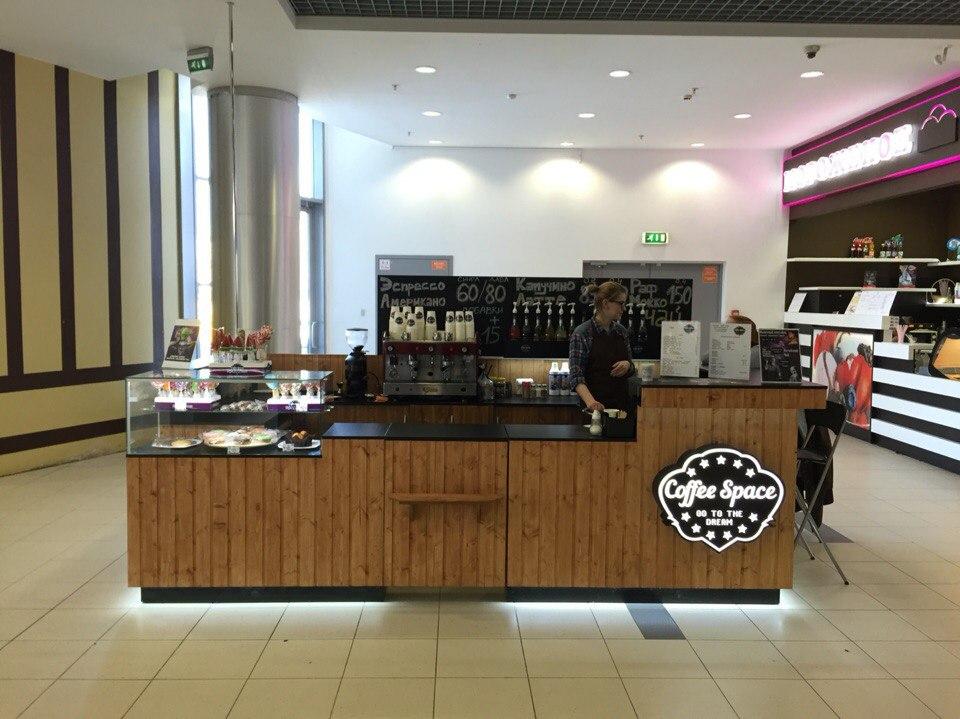 Франшиза космической кофейни COFFEE SPACE