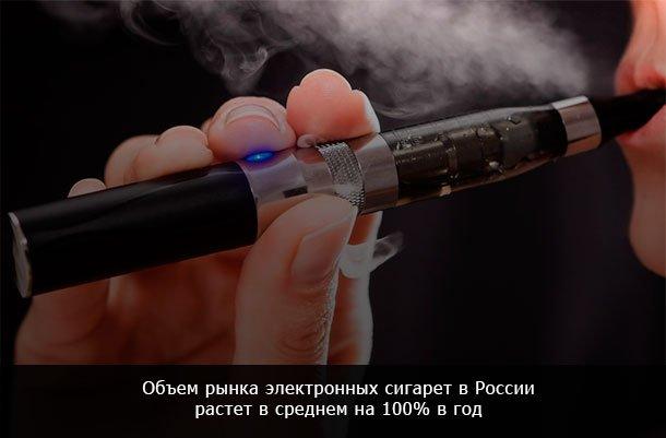 Как заработать на продаже электронных сигарет
