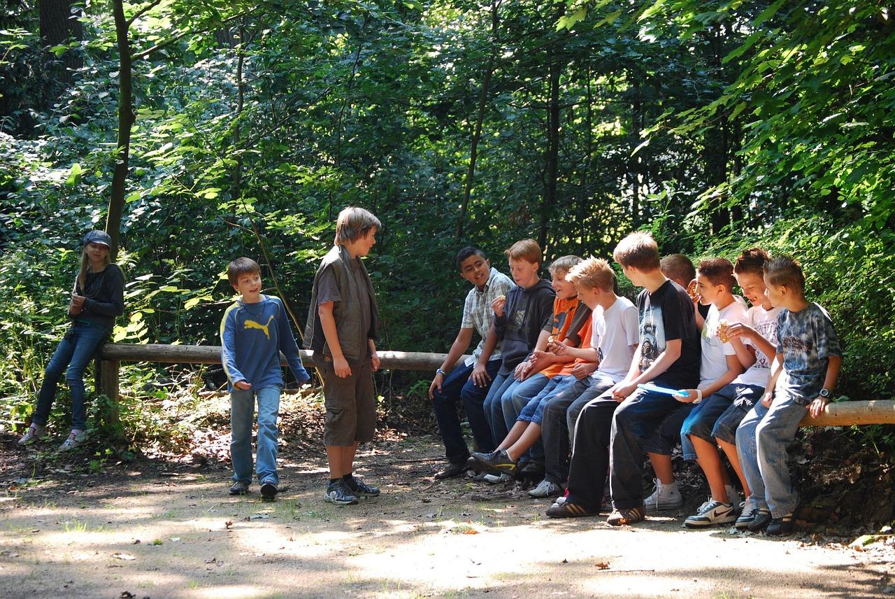Бизнес идея - Школа мужества для трудных подростков. Как открыть и с чего начать