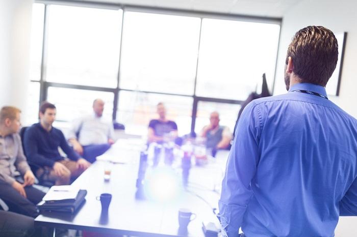 Дистанция между подчиненным и руководителем