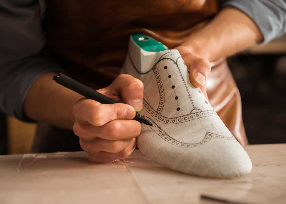 Оборудование для пошива обуви