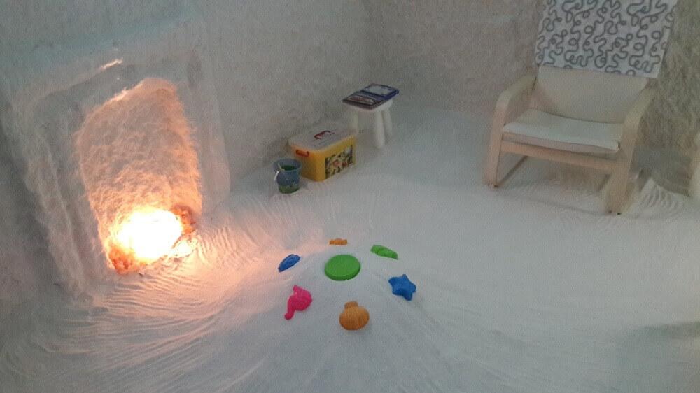 Соляная комната: сколько стоит открыть соляную пещеру и какой доход можно получить
