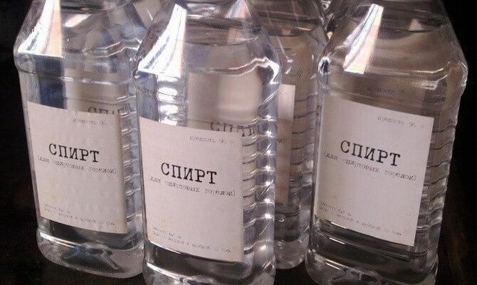 Производство спирта как бизнес с рентабельностью 240%