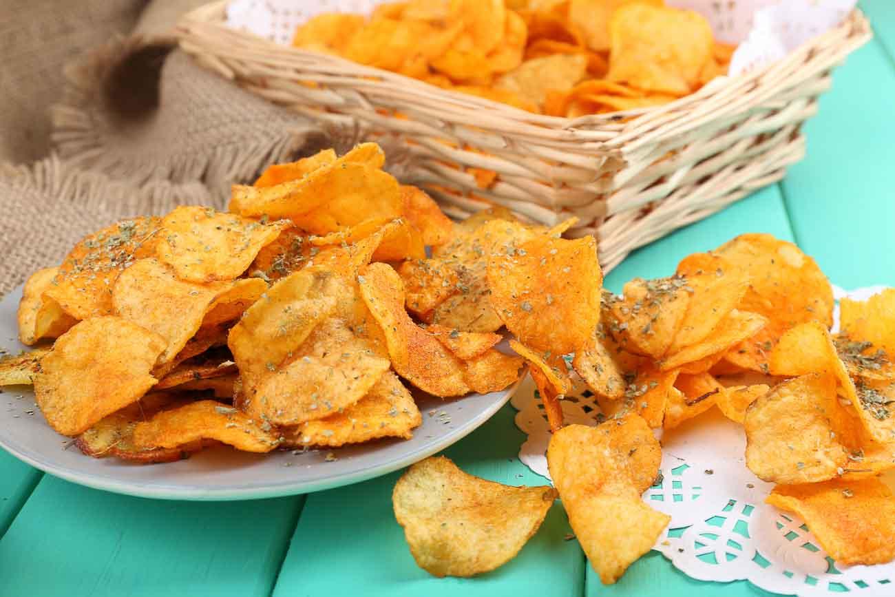 Производство чипсов: 3 риска бизнеса