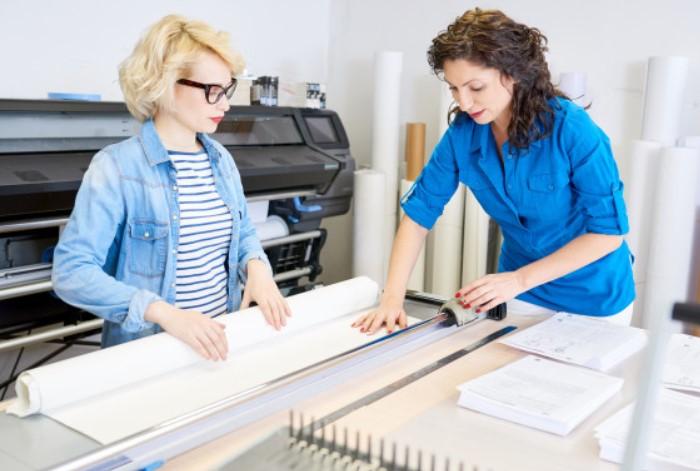 Типография - 3 преимущества бизнеса